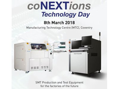 CoNEXTions Technology Day 2018