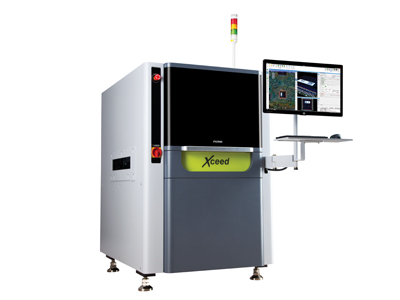 Xceed New Generation 3D AOI System