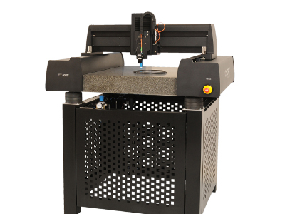 cyberTECHNOLOGIES CT 600S Non-Contact Profilometer For Scanning Large And Heavy Parts With Unmatched Accuracy